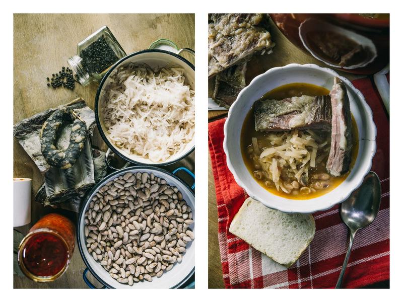 Sutra kuhamo grah i repu - jedno od najdražih nam zimskih jela